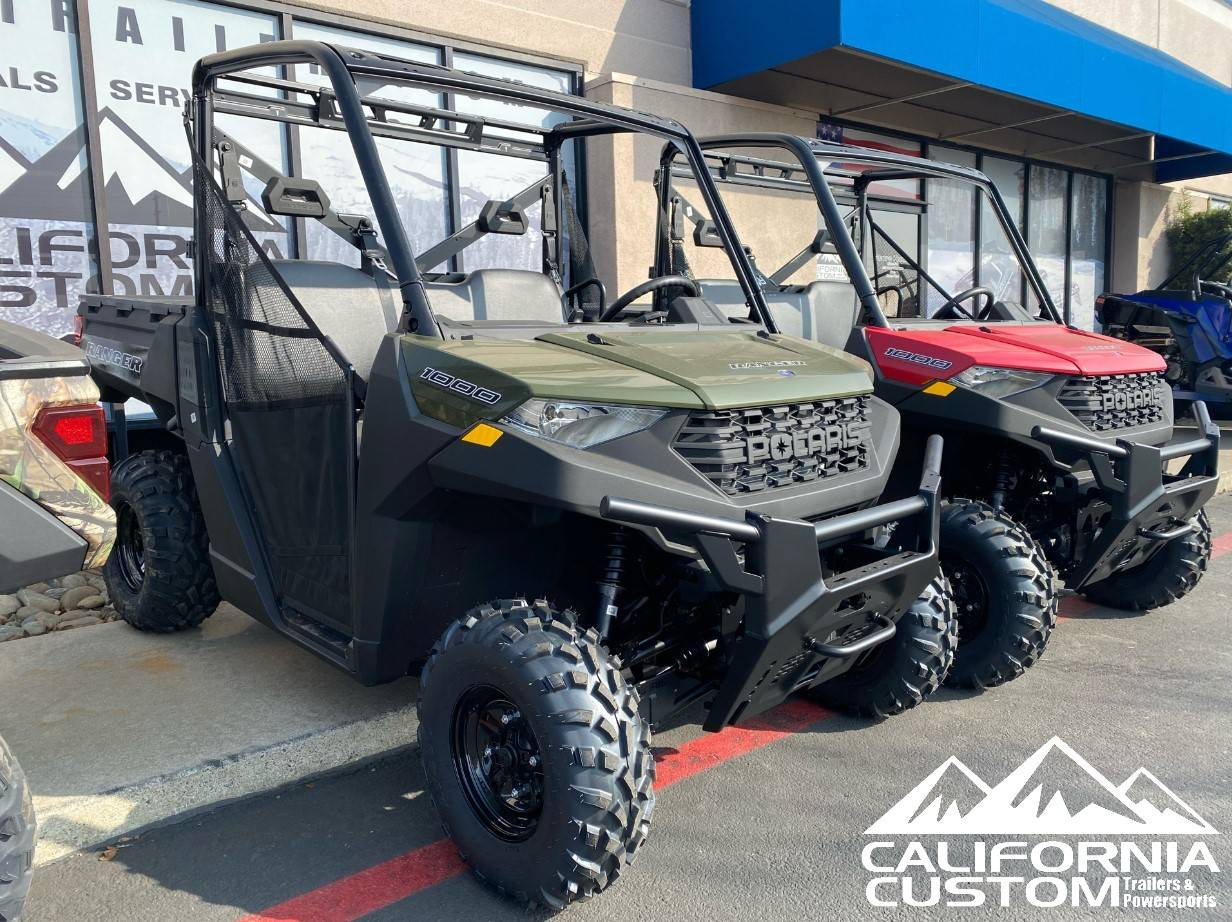 2021 Polaris Ranger 1000 EPS in Elk Grove, California - Photo 1