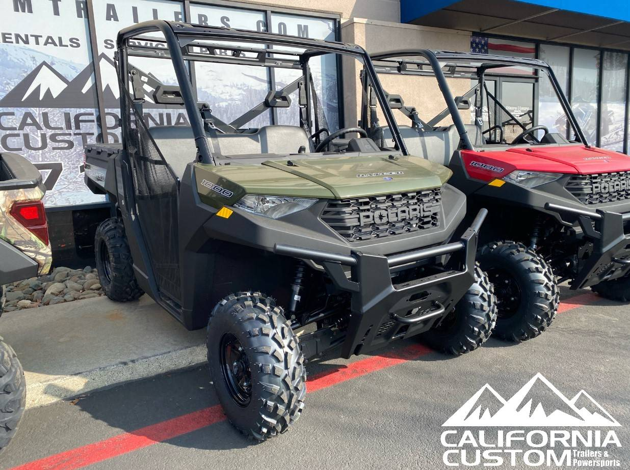 2021 Polaris Ranger 1000 EPS in Elk Grove, California - Photo 2