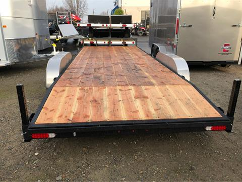 2018 Charmac Trailers 7' X 20' RUGGED UTILITY TRAILER in Elk Grove, California