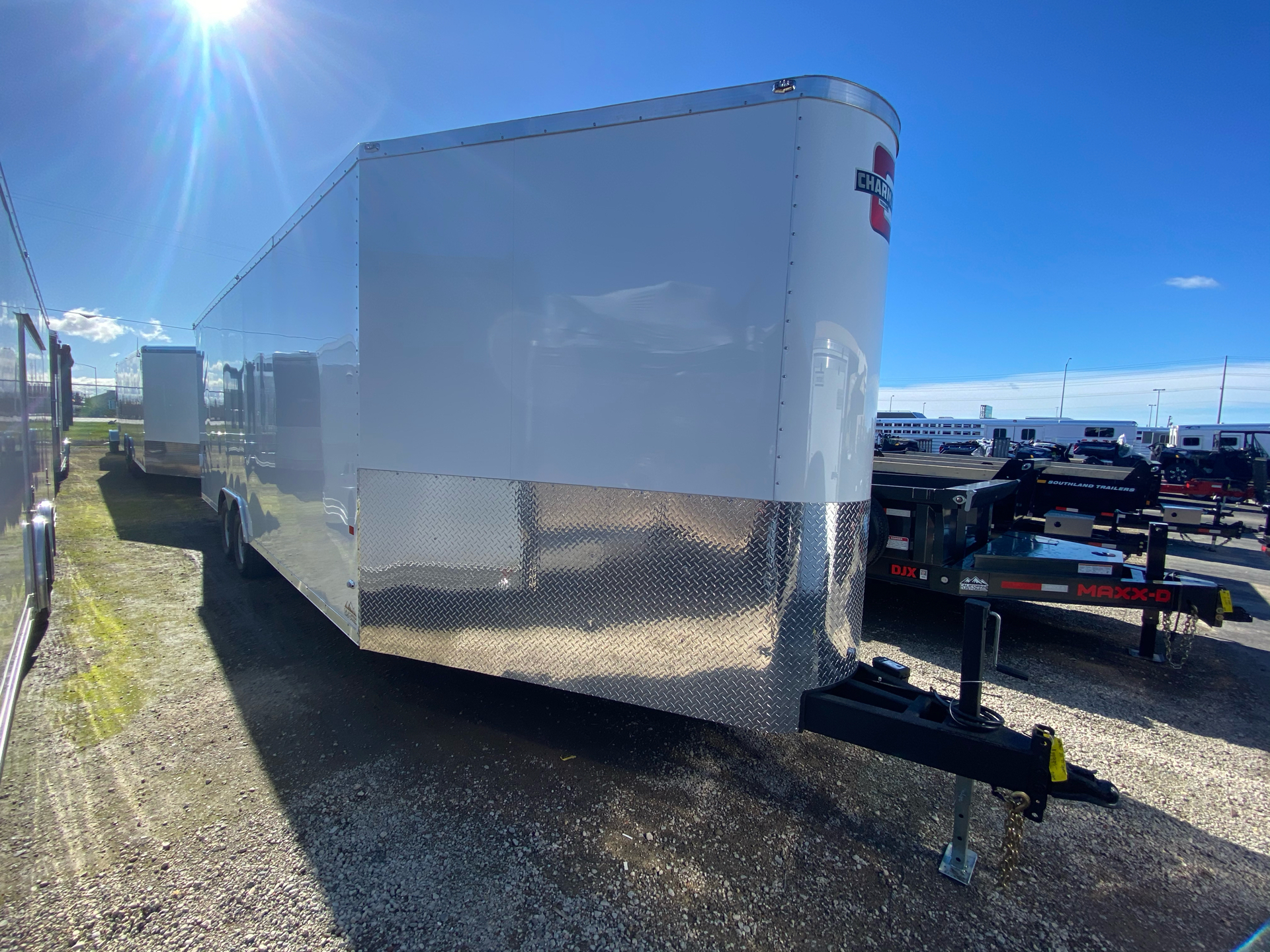 2021 Charmac Trailers 28' STEALTH TRI SPORT in Elk Grove, California - Photo 3