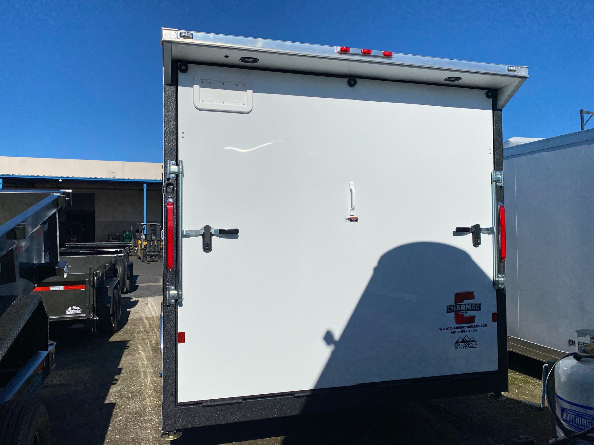 2021 Charmac Trailers 28' STEALTH TRI SPORT in Elk Grove, California - Photo 9