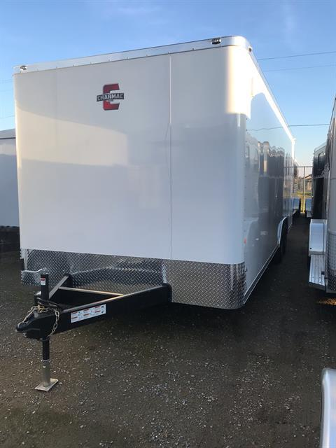 2019 Charmac Trailers 24' STEALTH CAR HAULER in Elk Grove, California