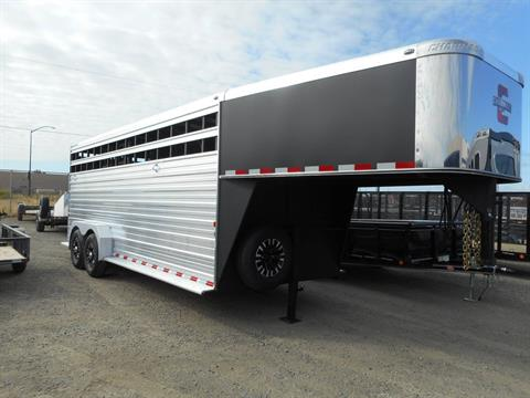 2017 Charmac Trailers 20' Rancher GN in Elk Grove, California