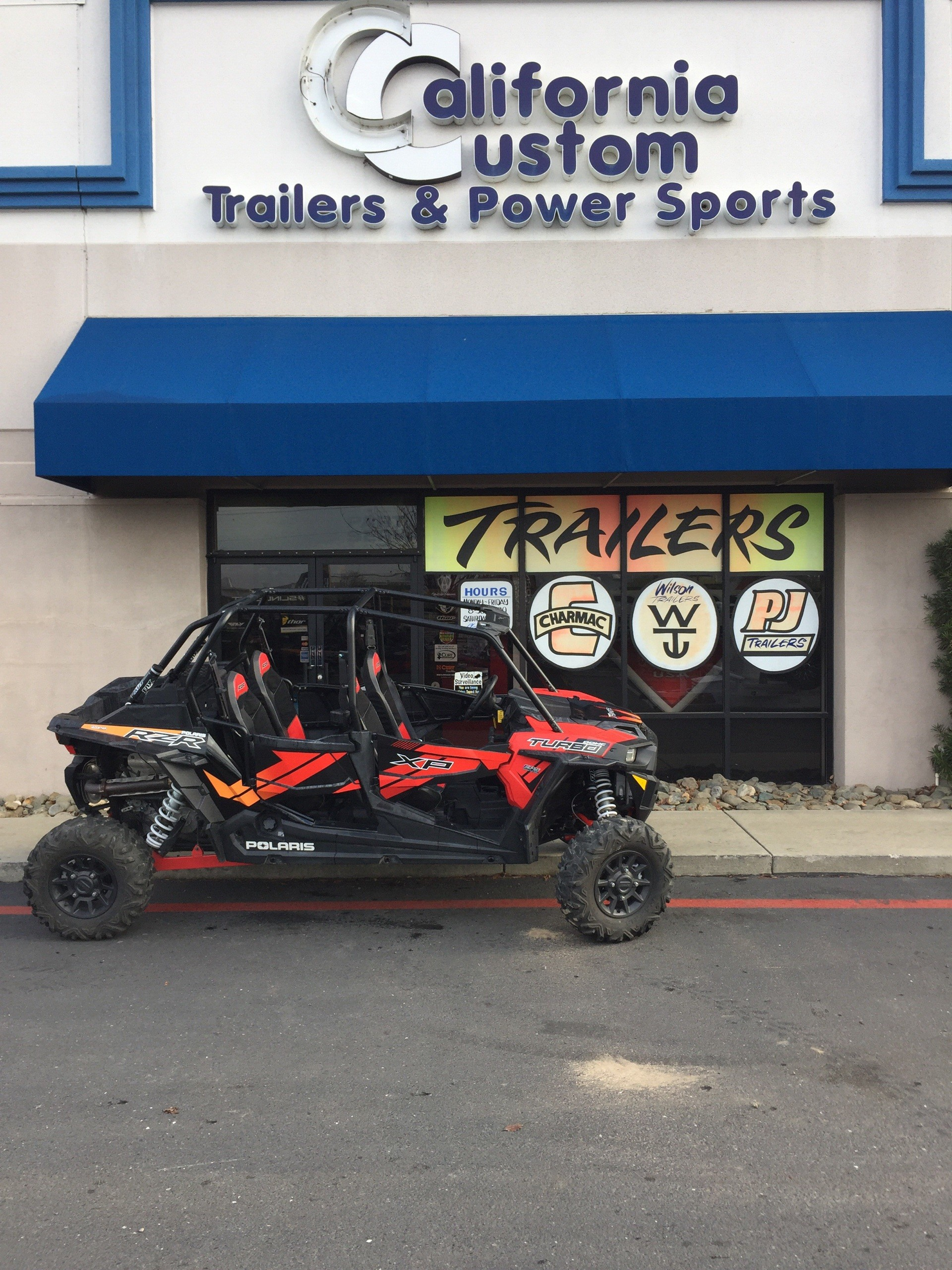 2017 Polaris RZR XP 4 Turbo EPS for sale 118256