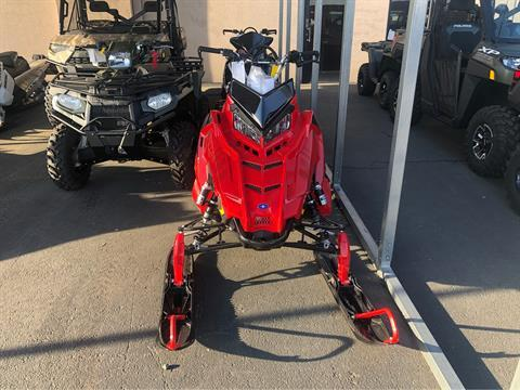 2020 Polaris 800 PRO RMK 163 SC 3 in. in Elk Grove, California - Photo 3
