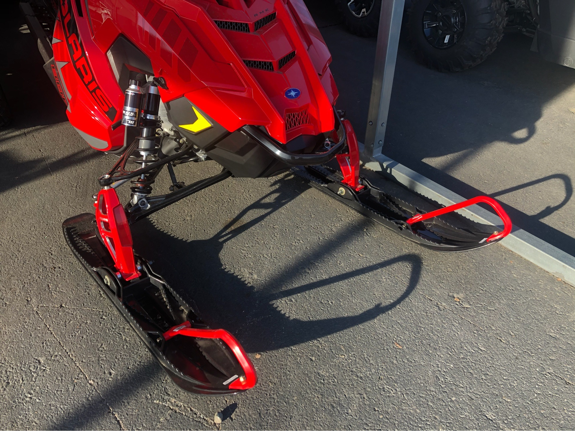 2020 Polaris 800 PRO RMK 163 SC 3 in. in Elk Grove, California - Photo 4