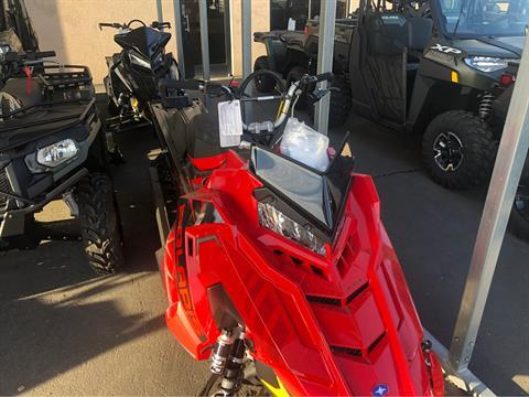 2020 Polaris 800 PRO RMK 163 SC 3 in. in Elk Grove, California - Photo 5