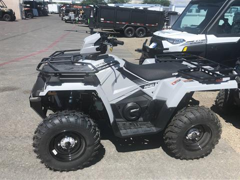 2019 Polaris Sportsman 450 H.O. Utility Edition (Red Sticker) in Elk Grove, California - Photo 2