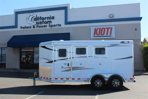 2020 4-STAR TRAILERS 3H WARMBLOOD EDITION in Elk Grove, California