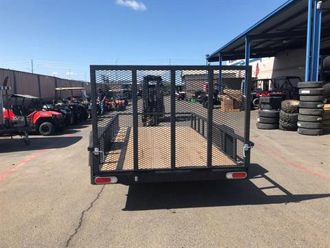 2018 Charmac Trailers 14' X 7' RUGGED UTILITY TRAILER in Elk Grove, California - Photo 3