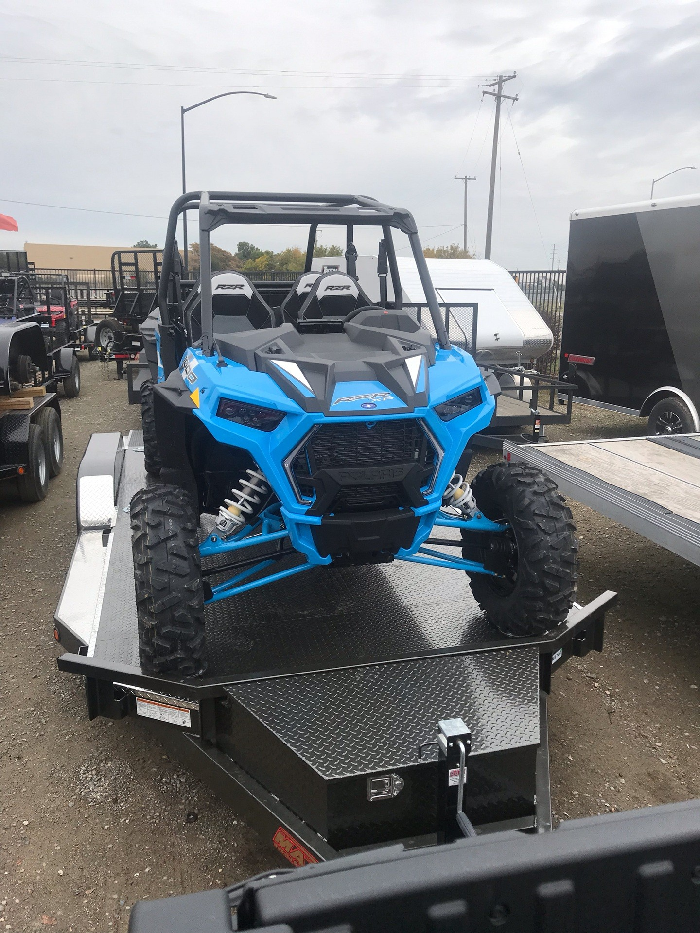 2019 Polaris RZR XP 4 1000 EPS Ride Command Edition in Elk Grove, California - Photo 1