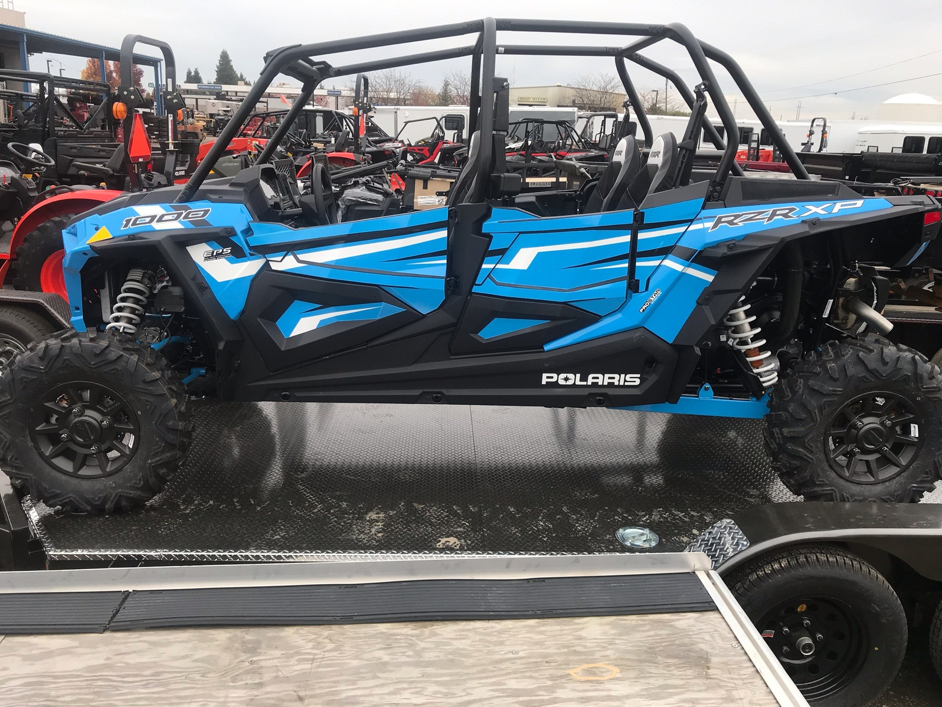 2019 Polaris RZR XP 4 1000 EPS Ride Command Edition in Elk Grove, California - Photo 3