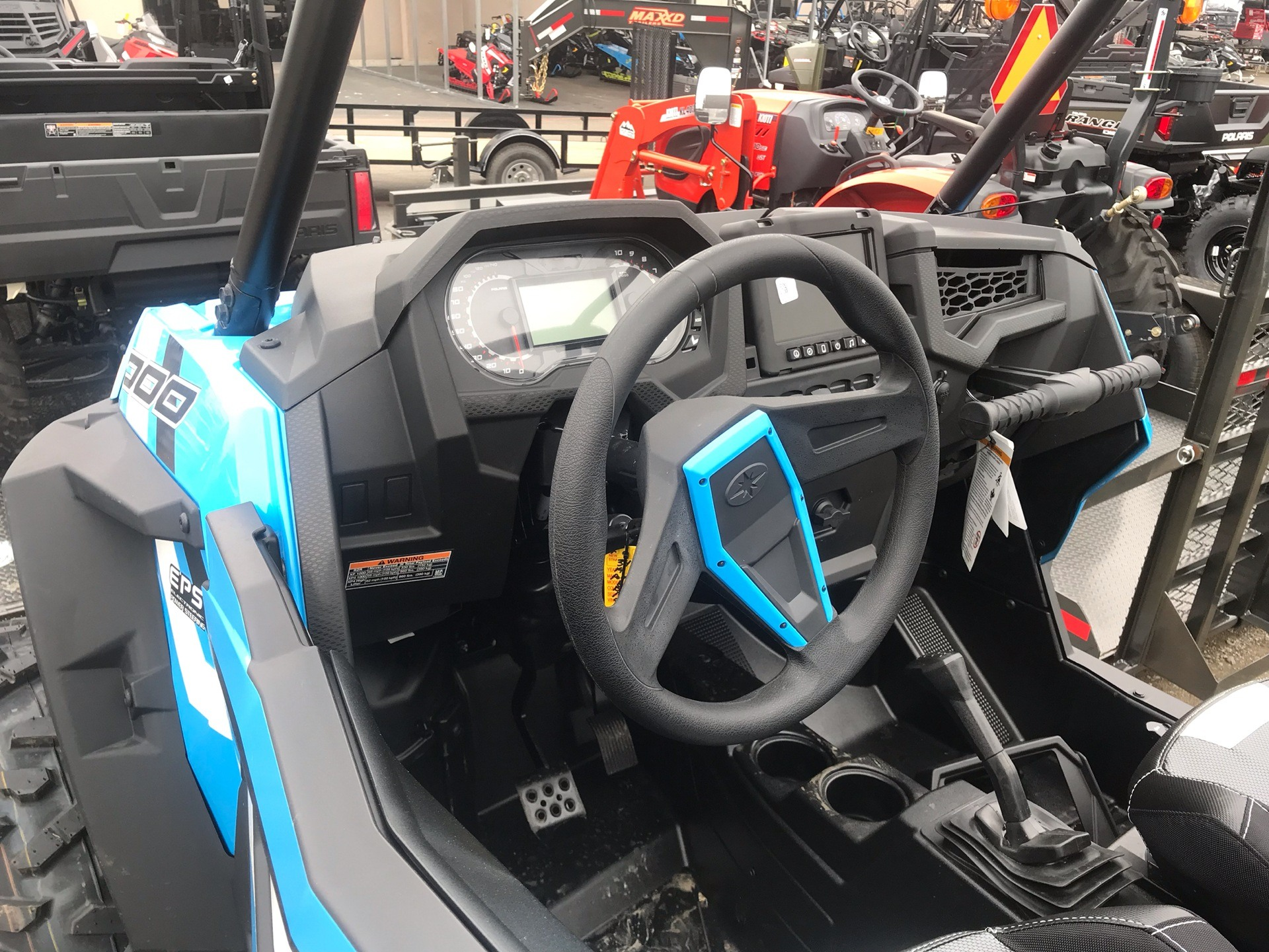 2019 Polaris RZR XP 4 1000 EPS Ride Command Edition in Elk Grove, California - Photo 4