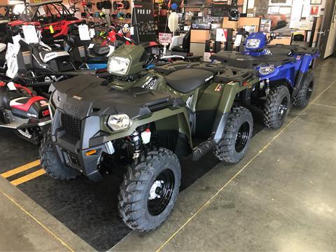 2020 Polaris Sportsman 450 H.O. in Elk Grove, California
