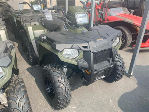 2020 Polaris Sportsman 450 H.O. in Elk Grove, California - Photo 1