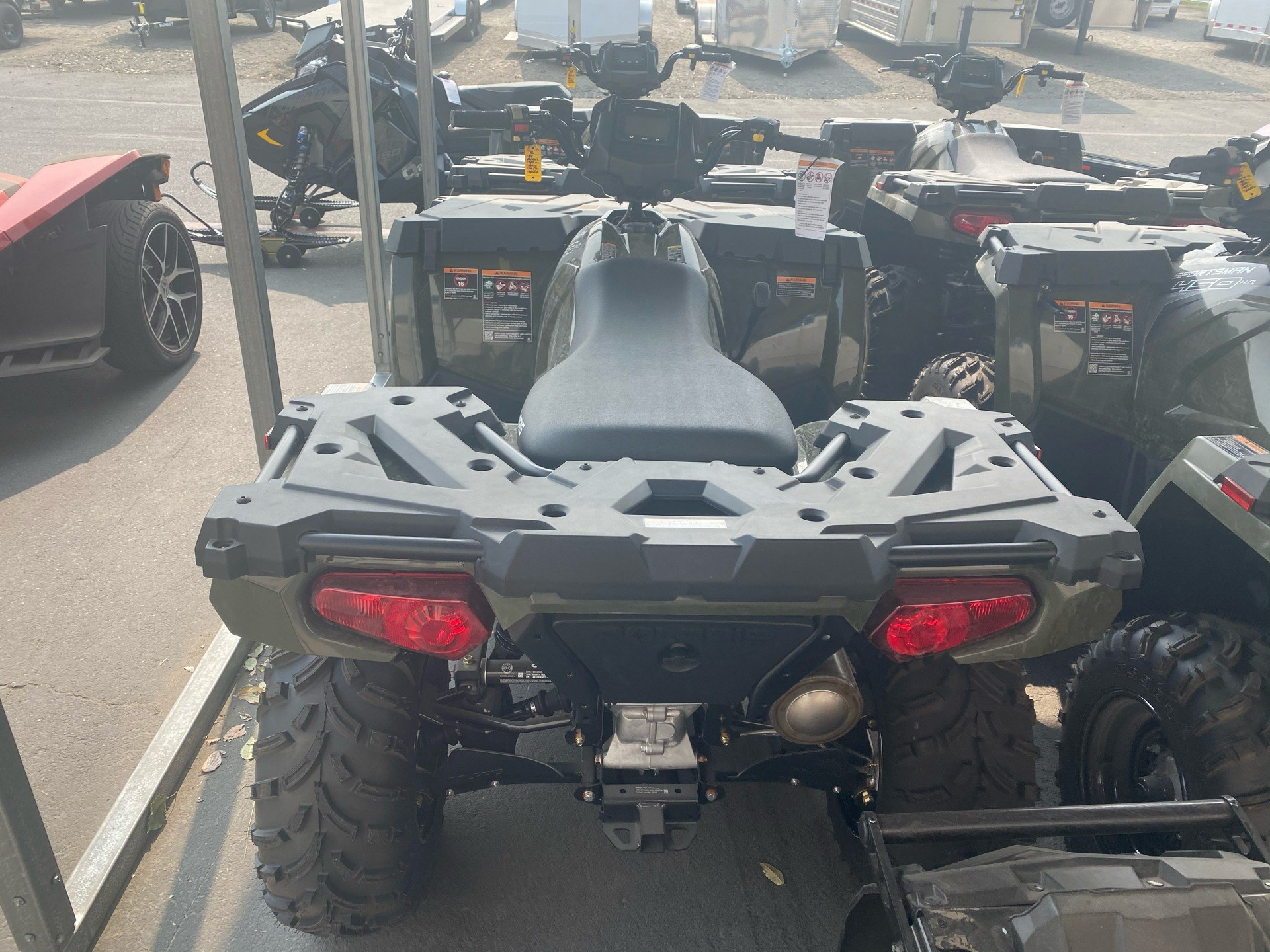 2020 Polaris Sportsman 450 H.O. in Elk Grove, California - Photo 7