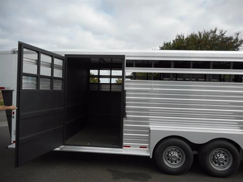 2017 Charmac Trailers Rancher 7x20 GN in Elk Grove, California
