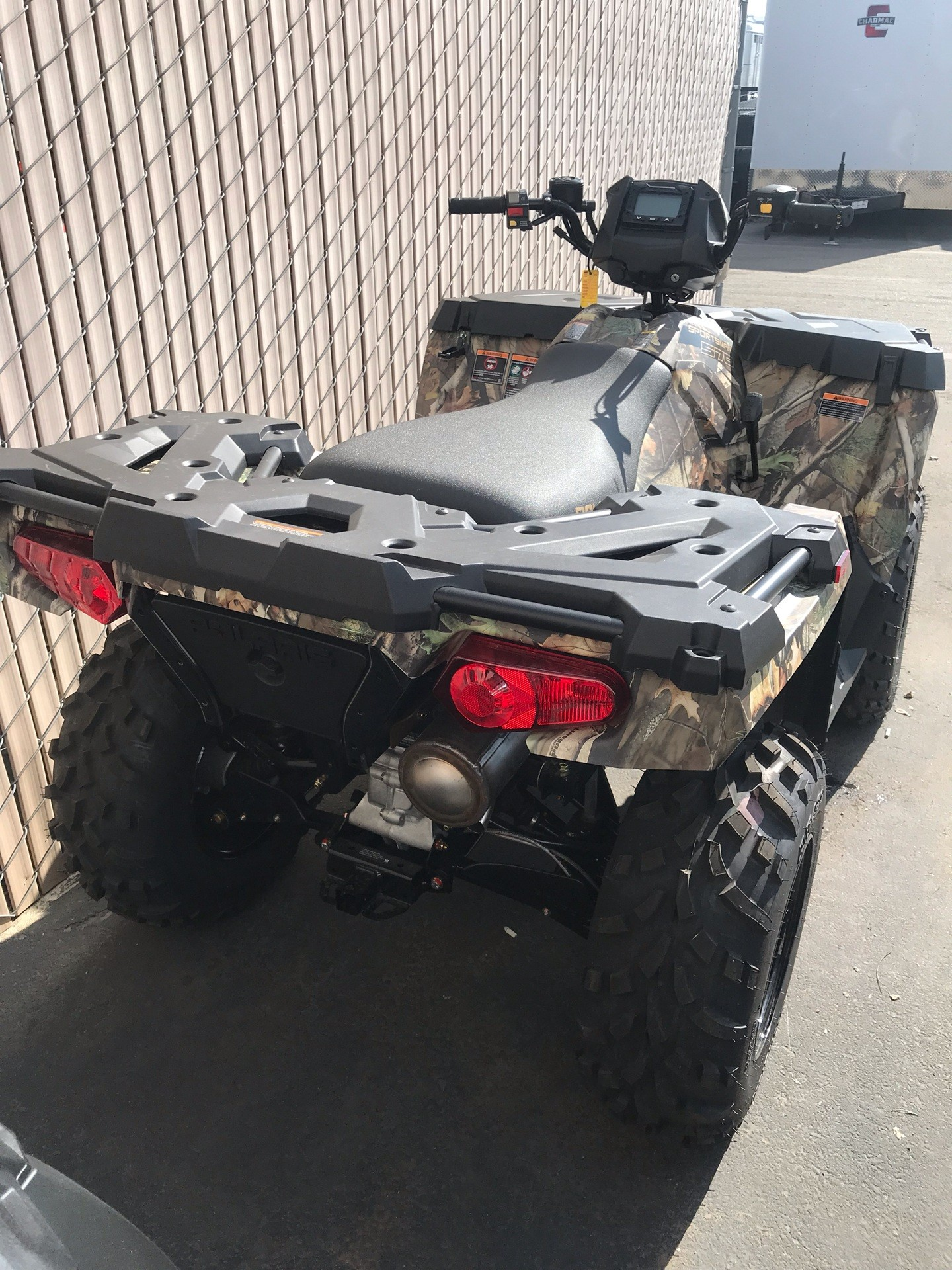 2019 Polaris Sportsman 570 EPS Camo in Elk Grove, California - Photo 3