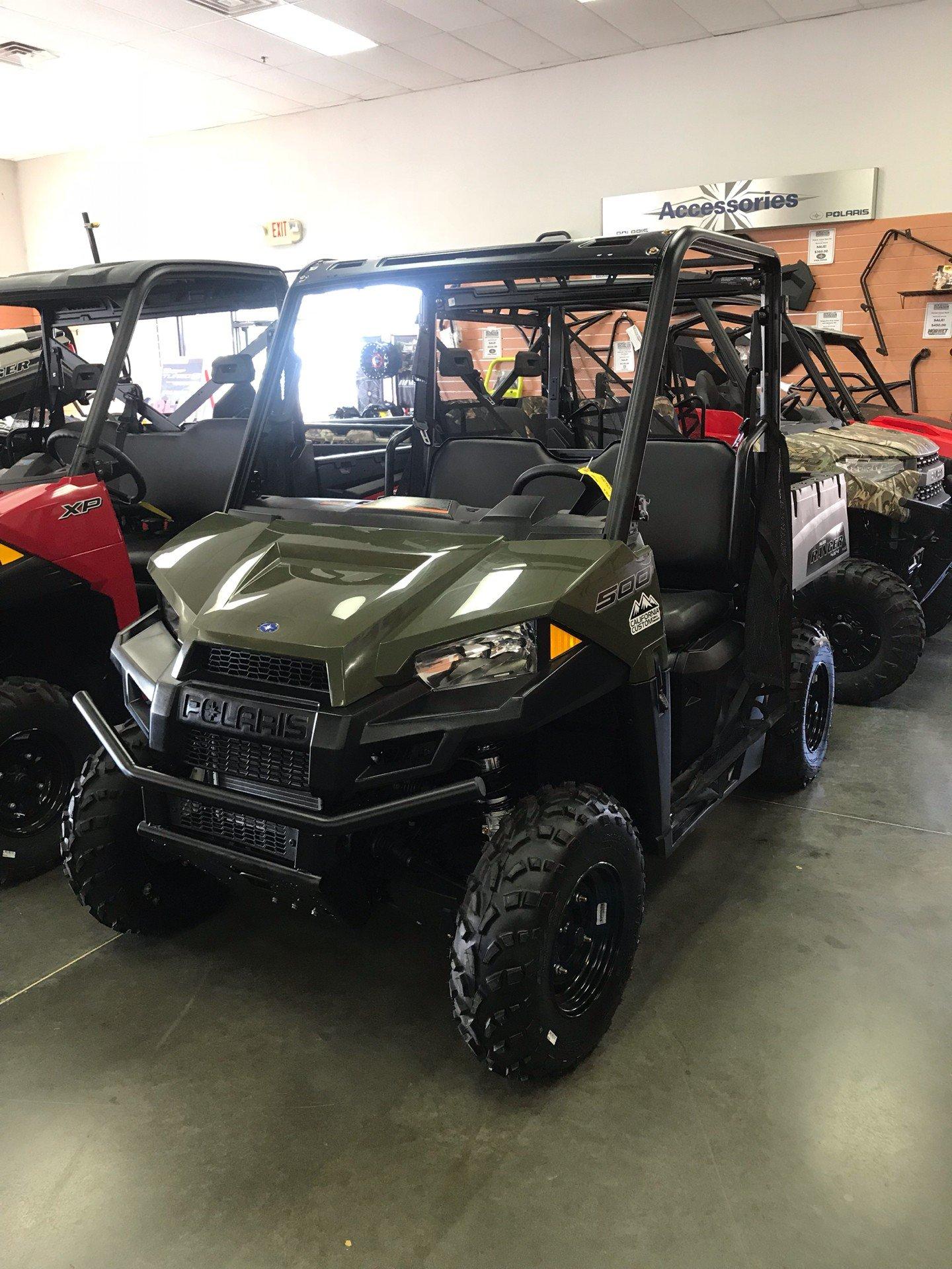2019 Polaris Ranger 500 for sale 93730
