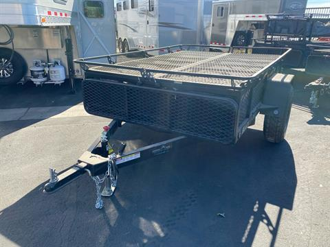 2021 Jumping Jack 6' X 8' BLACKOUT TRAILER W/ 8' TENT in Elk Grove, California - Photo 1