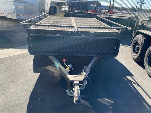 2021 Jumping Jack 6' X 8' BLACKOUT TRAILER W/ 8' TENT in Elk Grove, California - Photo 5