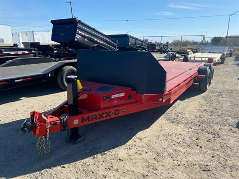 "2021 MAXXD TRAILERS 24' X 80"" DROP-N-LOAD in Elk Grove, California - Photo 2"