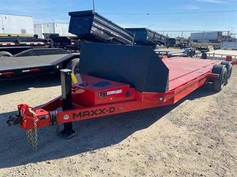 "2021 MAXXD TRAILERS 24' X 80"" DROP-N-LOAD in Elk Grove, California - Photo 3"