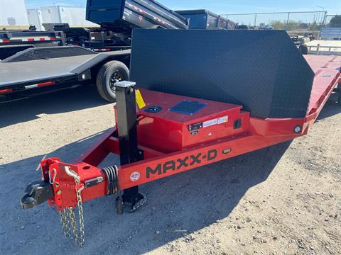 "2021 MAXXD TRAILERS 24' X 80"" DROP-N-LOAD in Elk Grove, California - Photo 4"