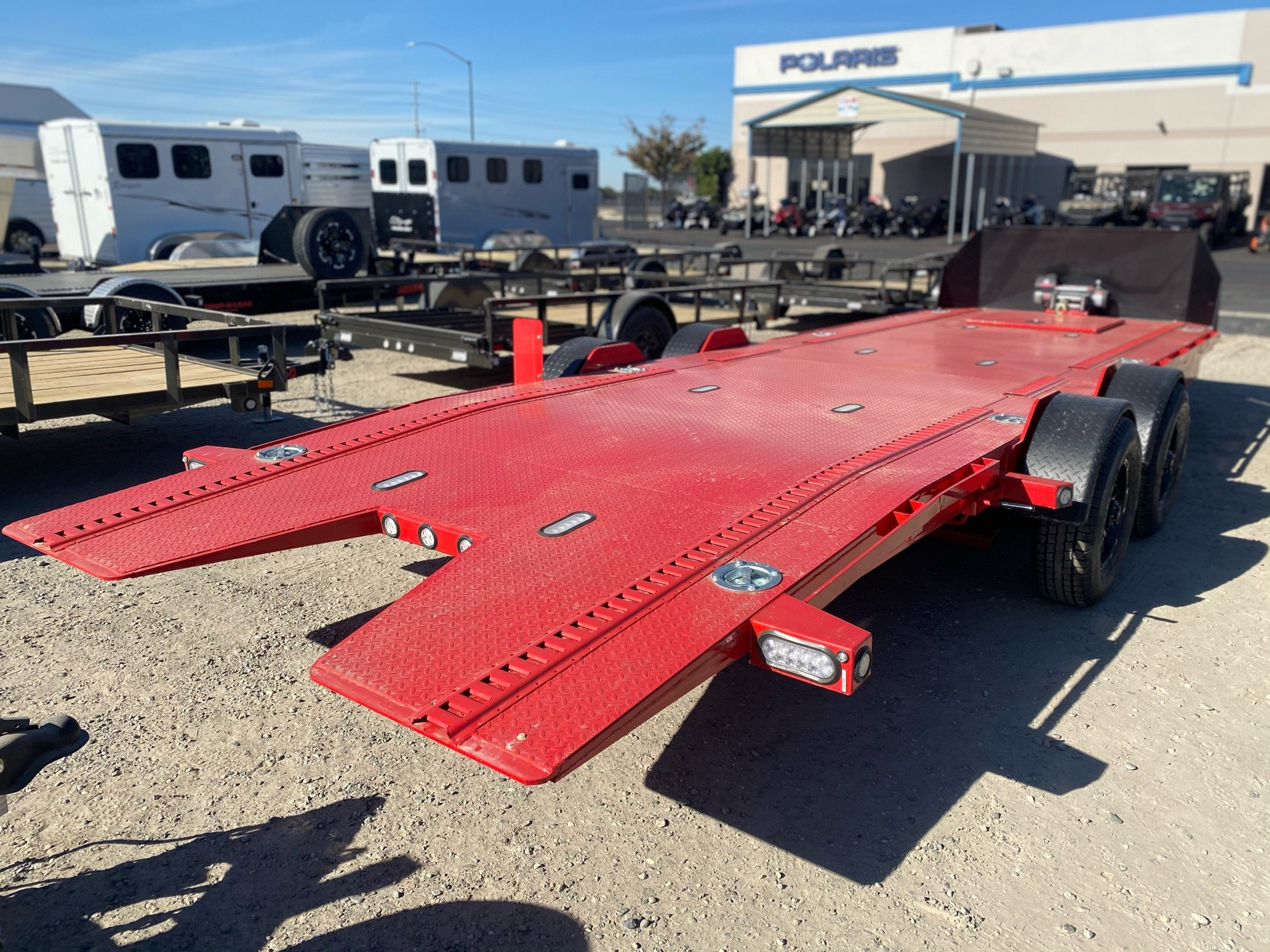 "2021 MAXXD TRAILERS 24' X 80"" DROP-N-LOAD in Elk Grove, California - Photo 14"