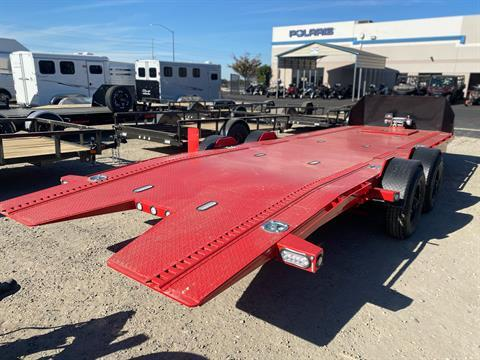 "2021 MAXXD TRAILERS 24' X 80"" DROP-N-LOAD in Elk Grove, California - Photo 15"