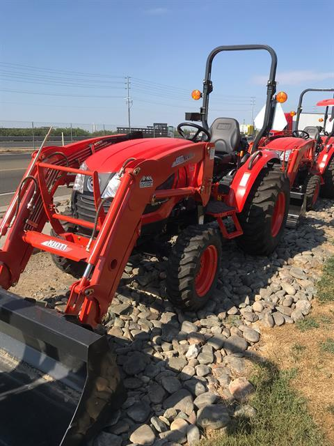 2019 KIOTI CK3510 HST W/ ROPS BASE W/LOADER in Elk Grove, California