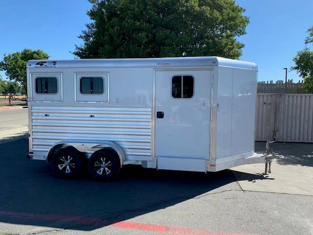 2021 4-STAR TRAILERS 2H RUNABOUT SLANT LOAD in Elk Grove, California - Photo 1