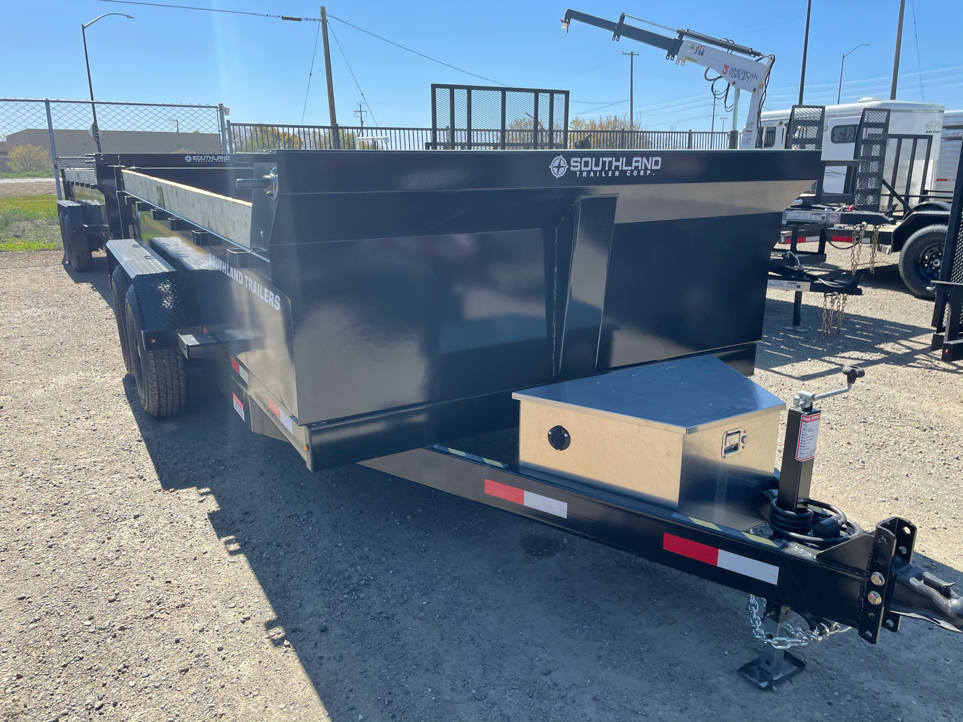 2021 SOUTHLAND TRAILER CORP SL714-14K DUMP in Elk Grove, California - Photo 6