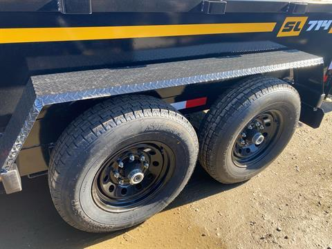 2021 SOUTHLAND TRAILER CORP SL714-14K DUMP in Elk Grove, California - Photo 7