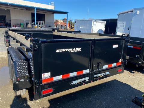 2021 SOUTHLAND TRAILER CORP SL714-14K DUMP in Elk Grove, California - Photo 8
