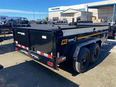 2021 SOUTHLAND TRAILER CORP SL714-14K DUMP in Elk Grove, California - Photo 10