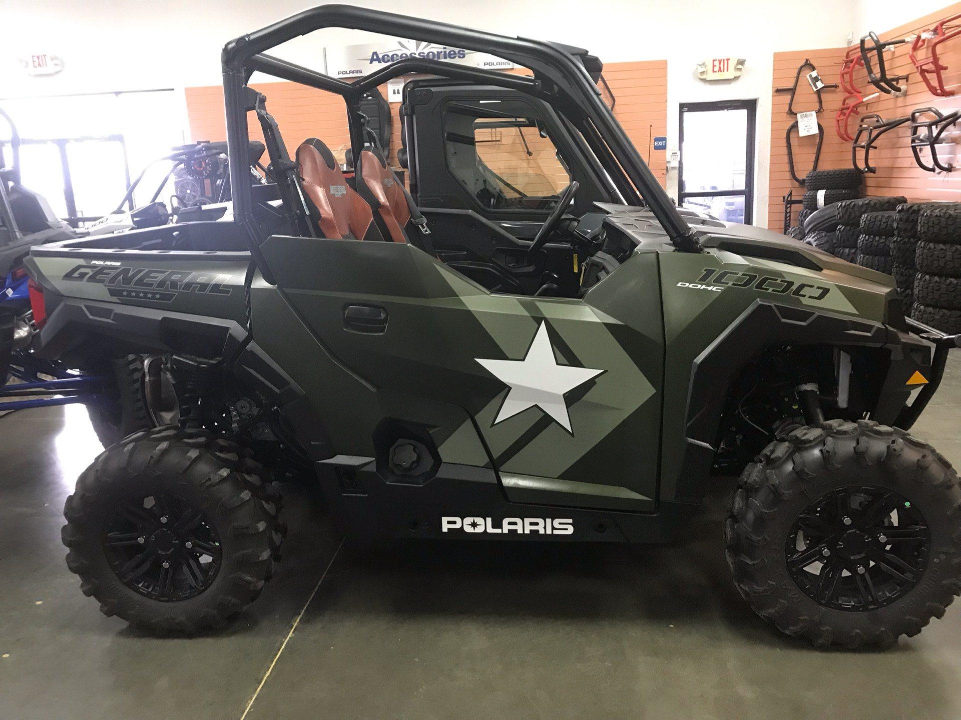 2018 Polaris General 1000 EPS LE 2