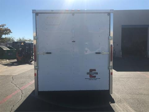 2019 Charmac Trailers 16' X 7' STEALTH CARGO TRAILER in Elk Grove, California