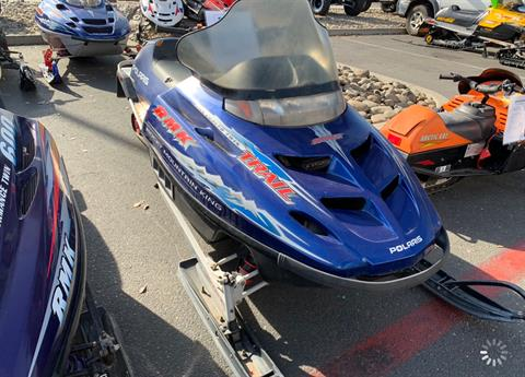 2002 Polaris Indy 550 Classic in Elk Grove, California - Photo 1