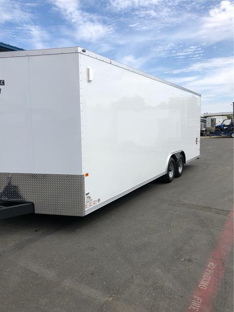2020 Charmac Trailers 24' STEALTH CAR HAULER in Elk Grove, California - Photo 2