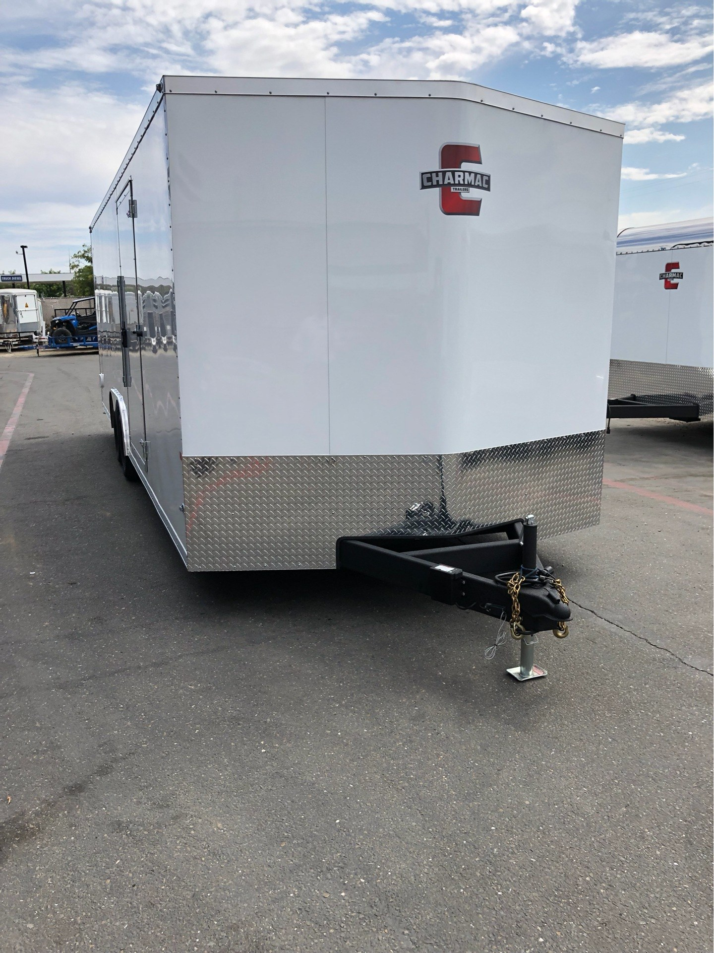 2020 Charmac Trailers 24' STEALTH CAR HAULER in Elk Grove, California - Photo 3