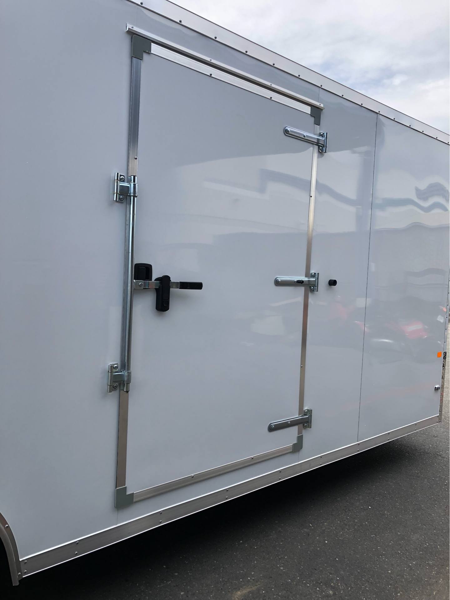 2020 Charmac Trailers 24' STEALTH CAR HAULER in Elk Grove, California - Photo 4