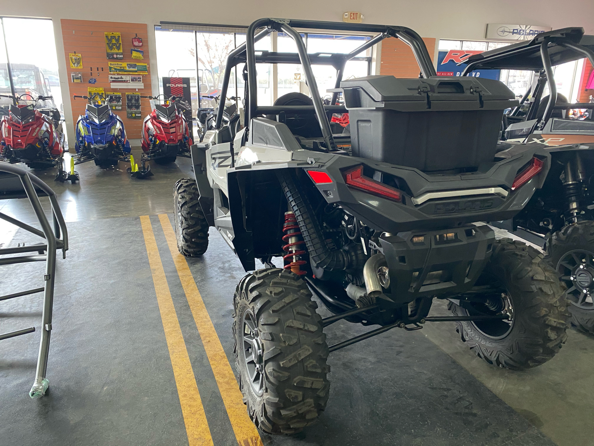 2021 Polaris RZR XP Turbo in Elk Grove, California - Photo 7