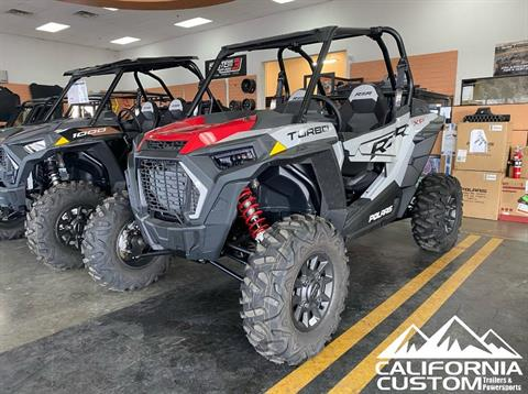 2021 Polaris RZR XP Turbo in Elk Grove, California - Photo 1