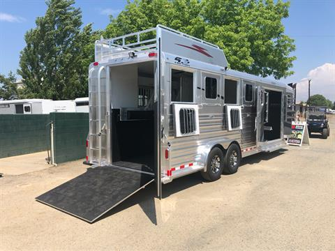 2020 4-STAR TRAILERS 4H DELUX SLANT LOAD in Elk Grove, California
