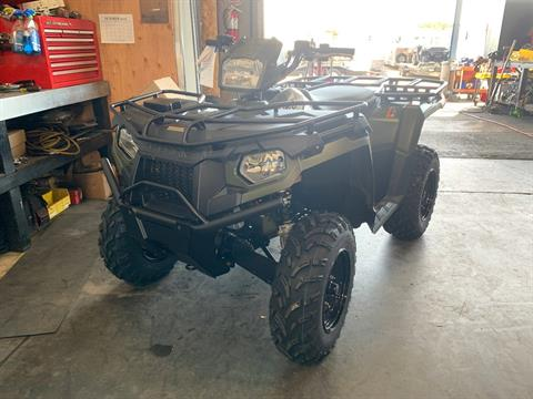 2020 Polaris Sportsman 450 H.O. Utility Package in Elk Grove, California
