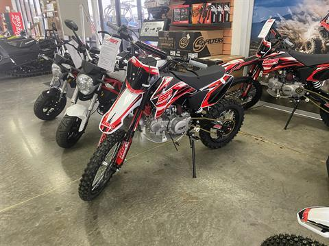 2020 SSR Motorsports BIG WHEEL SR140 PIT BIKE in Elk Grove, California