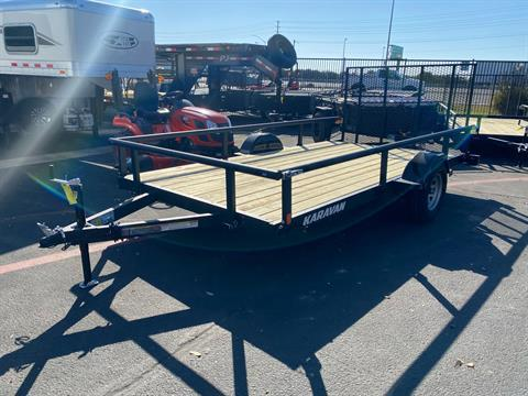 "2020 Karavan Trailers 13' X 82"" UTILITY TRAILER in Elk Grove, California - Photo 1"