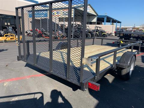 "2020 Karavan Trailers 13' X 82"" UTILITY TRAILER in Elk Grove, California - Photo 8"