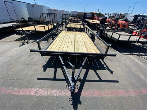 "2020 Karavan Trailers 13' X 82"" UTILITY TRAILER in Elk Grove, California - Photo 5"